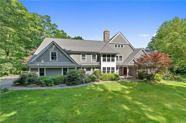 10 West Way Chappaqua Ny 10514 Mls H6044713 Redfin