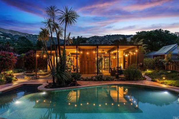 81 Mt Rainer Dr, San Rafael, CA 94903 - 4 beds/3 baths Raineer Plans Story Home on
