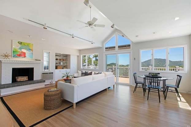 411 Scenic Rd Fairfax Ca 94930 3 Beds3 Baths