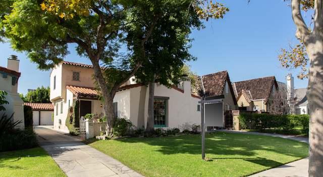 140 N Martel Ave, Los Angeles, CA 90036 - 3 beds/2 baths