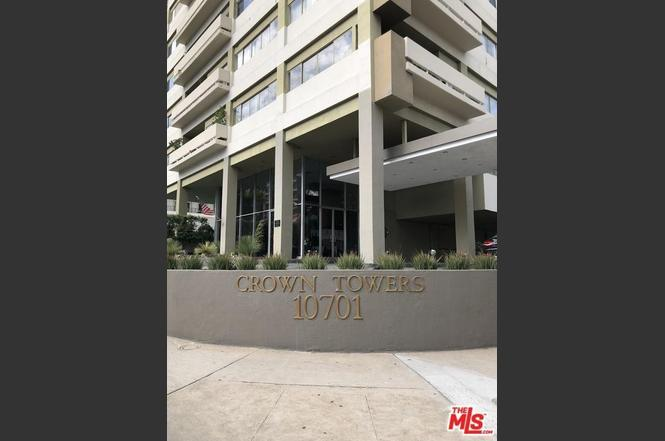 Towers apartments los angeles ca 90024 latest for Mls rentals los angeles