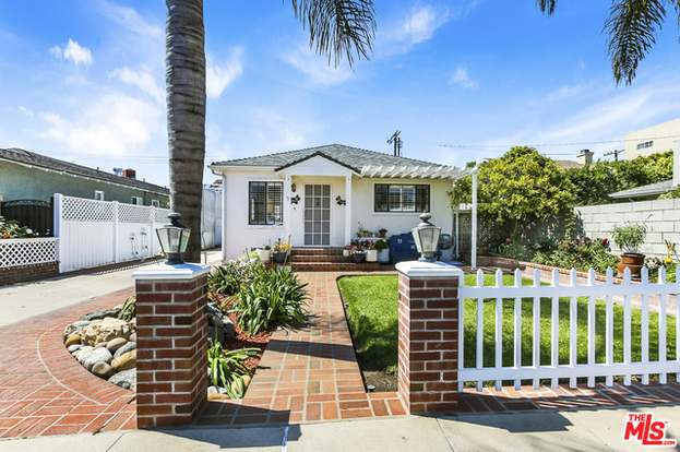 12925 Ferndale Ave Los Angeles Ca 90066 3 Beds 2 Baths