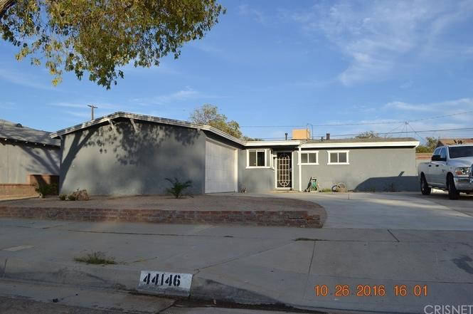 Homes For Sale In Lancaster Ca Redfin