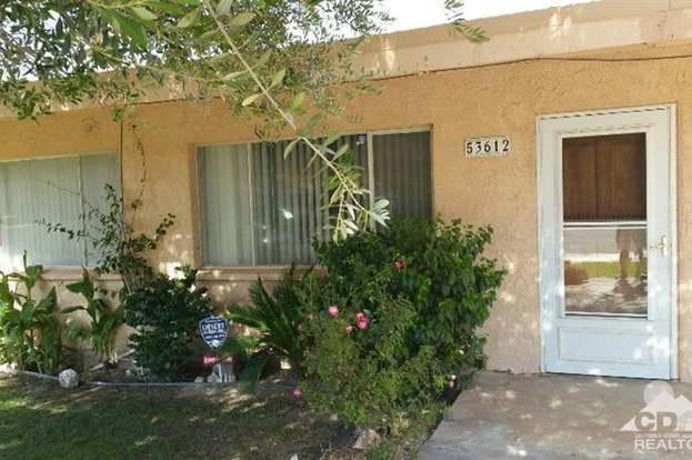 53612 Eisenhower Dr, La Quinta, CA 92253 - 2 beds/1 bath