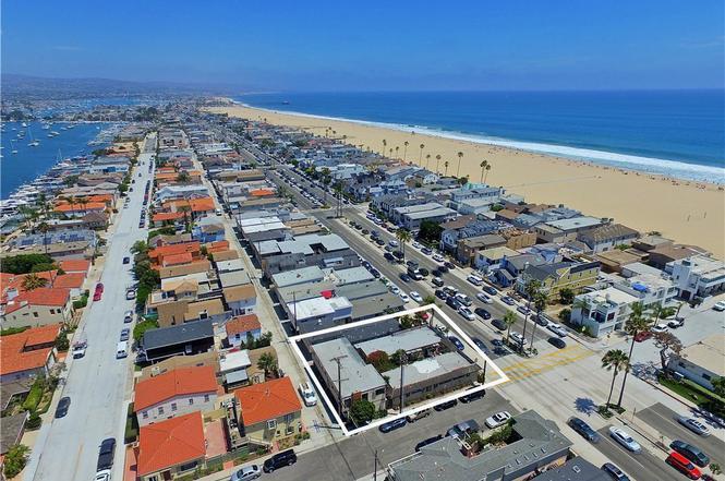 Macarthur Blvd Newport Beach Ca