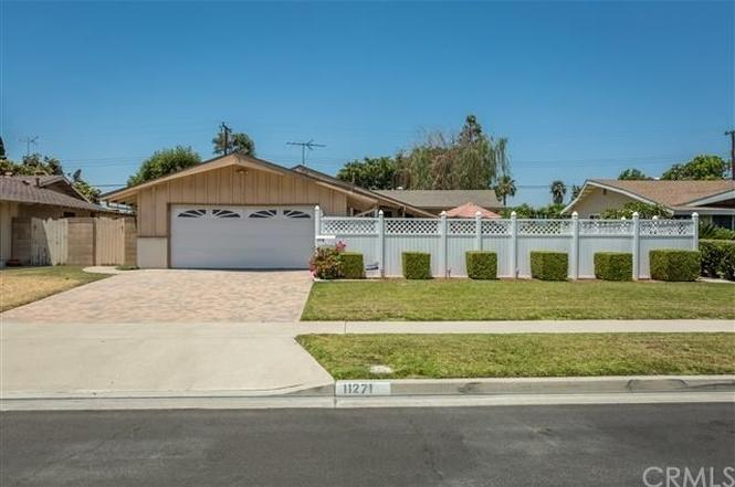 11271 clarissa st garden grove ca 92840 mls for The garden room garden grove