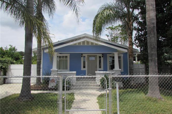 Model home services pomona ca