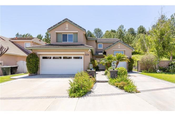 8710 E Foxhollow Dr, Anaheim Hills, CA 92808