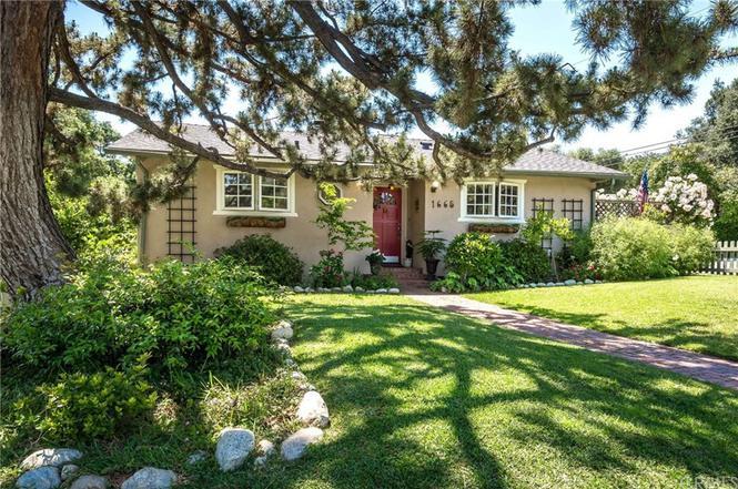 1665 N Santa Anita Ave Arcadia Ca 91006 Mls