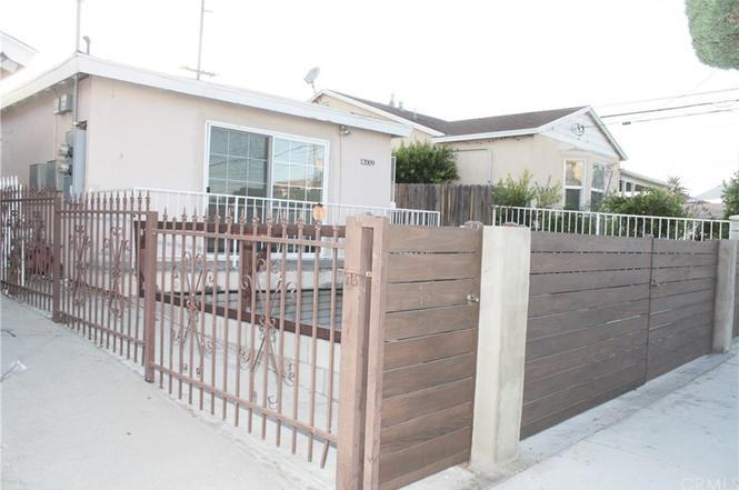 Duplex Homes For Sale Hawthorne Ca