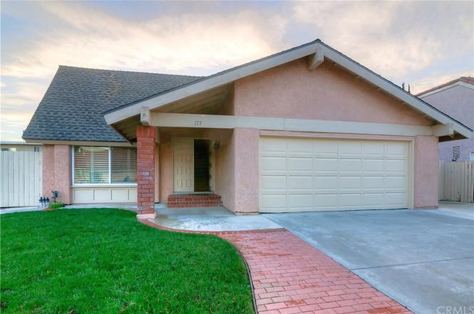anaheim garage door177 N Paseo Rio Blanco Anaheim Hills CA 92807  MLS PW17031813