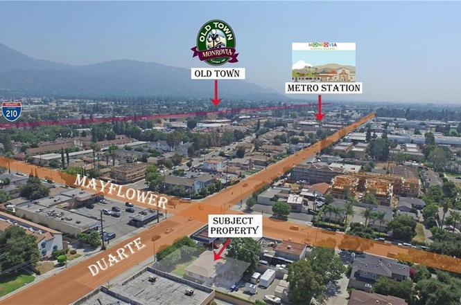 Monrovia New Homes For Sale