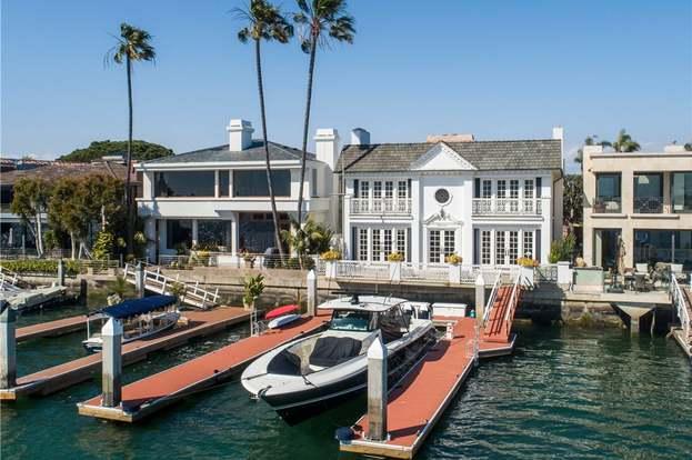 38 Linda Isle Newport Beach Ca 92660 4 Beds 5 Baths