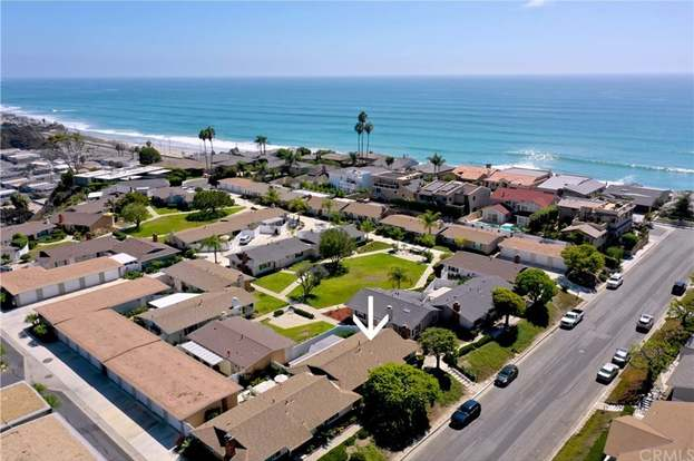 San Clemente State Beach Campgrounds