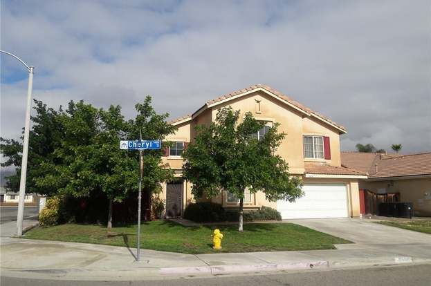 Hemet Ca Zip Code Map.5470 Cheryl St Hemet Ca 92544 Mls Sw18008655 Redfin