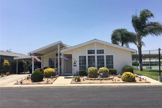 1250 N Kirby St #223, Hemet, CA 92545 - 2 beds/2 baths Senior Mobile Home Hemet Ca on mobile homes huntsville al, mobile homes henderson nv, mobile homes hattiesburg ms, mobile homes clearwater fl,