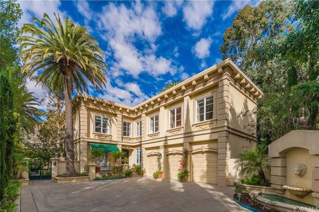 1756 Clear View Dr, Beverly Hills, CA 90210 - 5 beds/5 25 baths