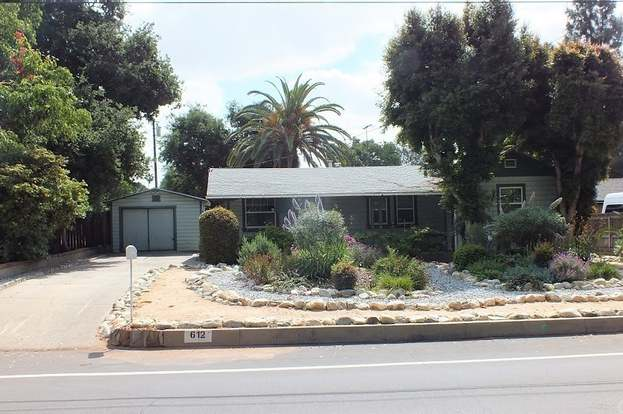 612 S College Ave, Claremont, CA 91711 - 2 beds/1 bath