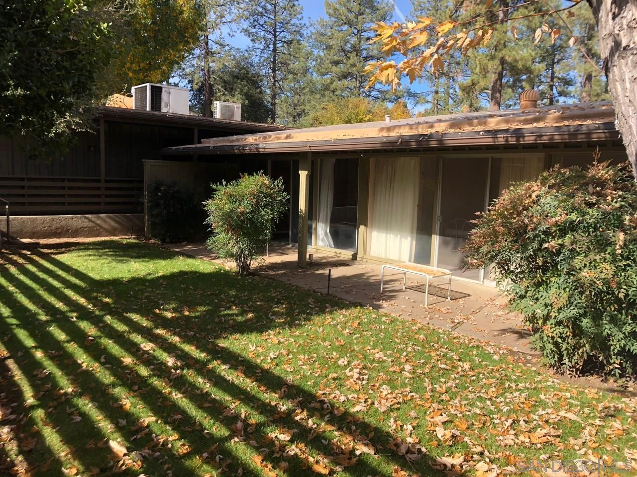 28857 Old Highway 80 Unit 14 15, Pine Valley, CA 91962 ...