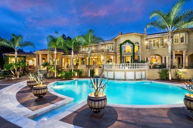 29 Luxurius Improving: 16603 Avenida Molino Viejo, Rancho Santa Fe, CA 92067