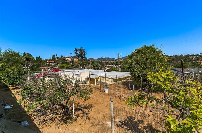 Hillside Terrace Vista