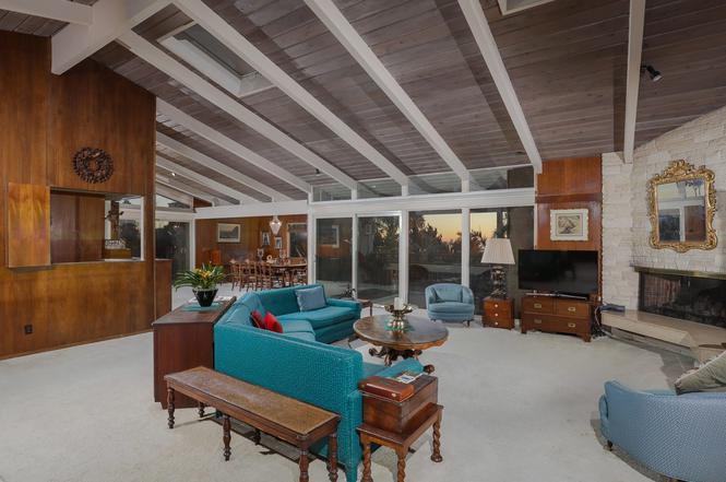 Rutgers Rd La Jolla CA  MLS  Redfin - The living room la jolla