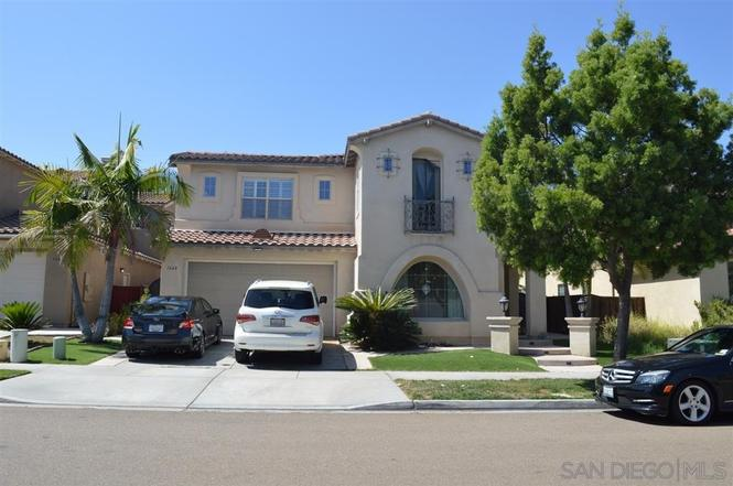 1668 Picket Fence Dr Chula Vista Ca 91915 Mls