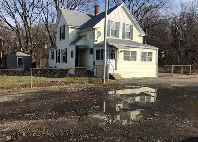 7 Fortier Worcester Ma 01610 Mls 72778513 Redfin