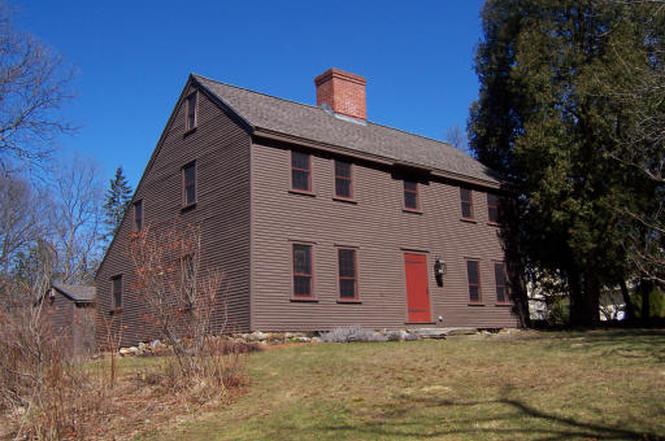 Faulkner, John House 141 Appleton St North Andover r. 1705