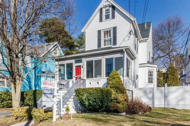 17 Howie St, Melrose, MA 02176