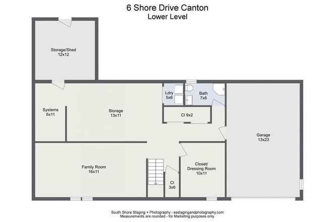 6 Shore Dr, Canton, MA 02021