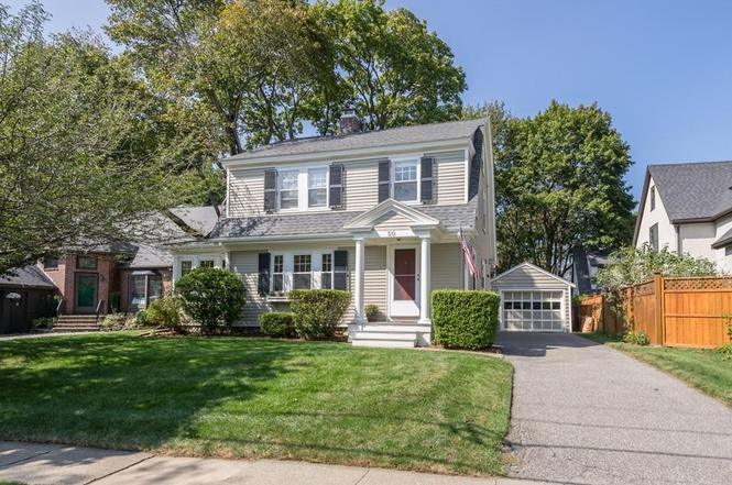 50 Clifford St, Melrose, MA 02176
