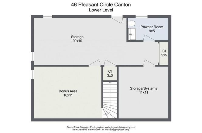 46 Pleasant Cir, Canton, MA 02021