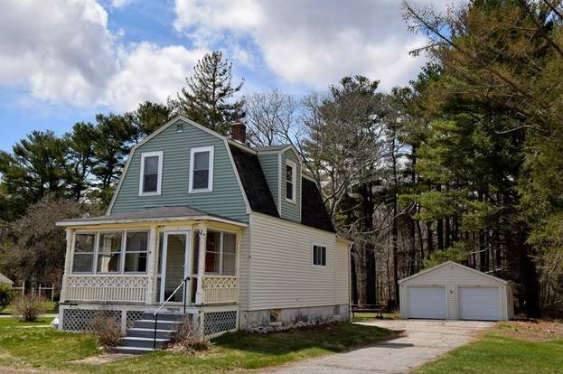 6 Forest St Dighton Ma 02764 2 Beds 1 Bath
