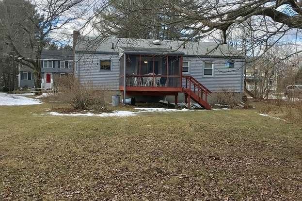 322 Old Bedford Rd Concord Ma 01742 3 Beds 1 Bath