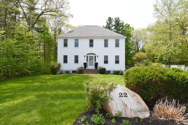 22 Howland Way Rockland Ma 02370 Mls 72361942 Redfin