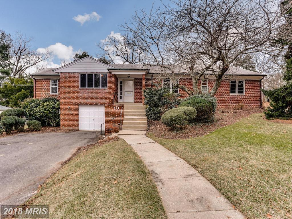 10 Maryland Ave, Rockville, MD 20850 | MLS# MC10162901 | Redfin