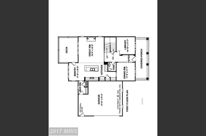 2587 Conway Rd Odenton MD 21113 MLS AA9880369 – Gambrill Gardens Floor Plans