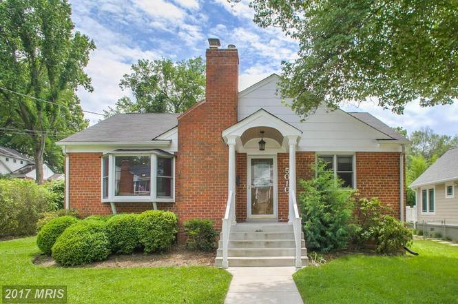 Lovely 5010 Bangor Dr, Kensington, MD 20895
