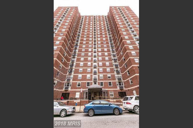 1101 Saint Paul St #605, Baltimore, MD 21202