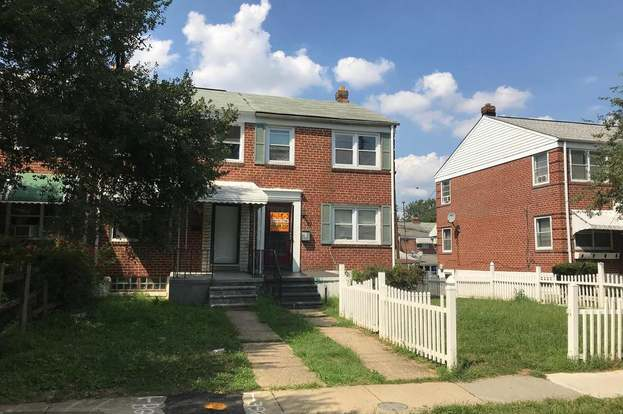 4116 Townsend Ave, Baltimore, MD 21225