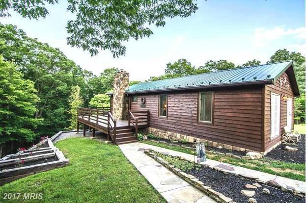 200 Mountaineer Ln, New Creek, WV 26743 - 4 beds/2 baths