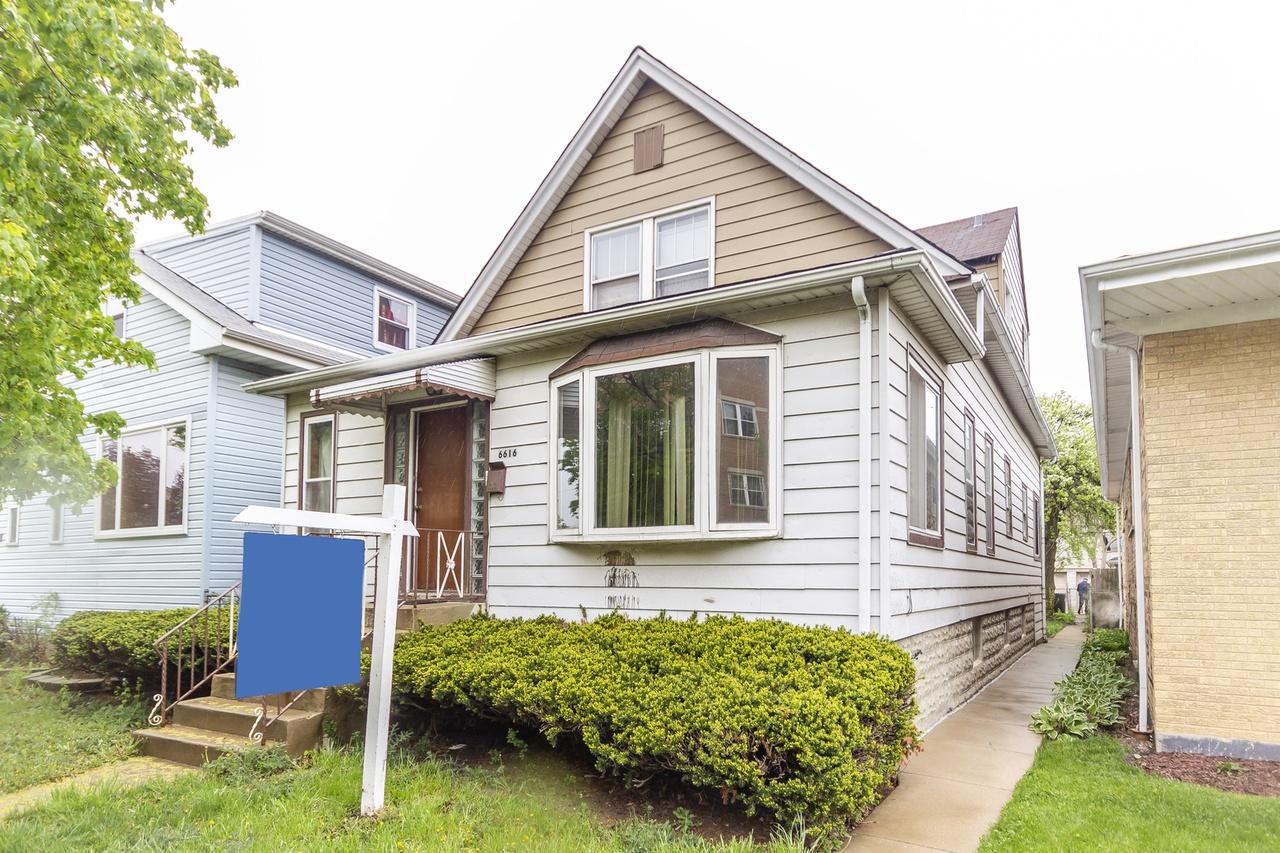 6616 W George St, Chicago, IL 60634 | MLS# 10718502 | Redfin