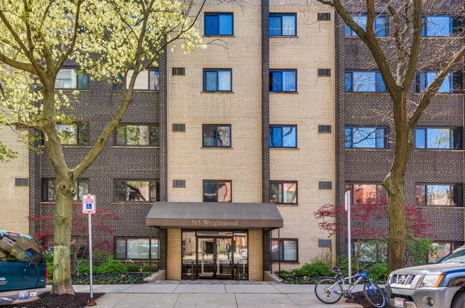 515 W Wrightwood Ave #503, CHICAGO, IL 60614