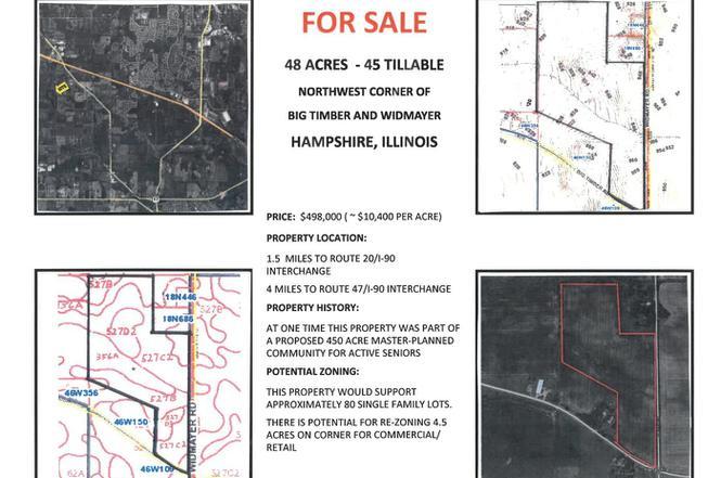 Hampshire Illinois Map.0 Big Timber Rd Hampshire Il 60140 Mls 09714238 Redfin