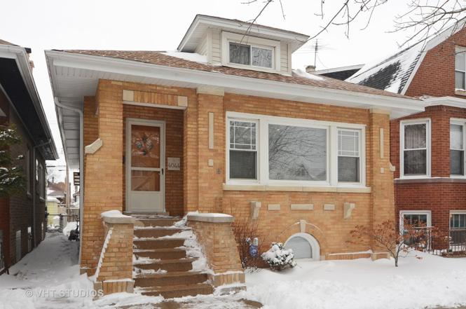 Chicago Bungalow Rehab For Sale In 60634: 4044 N Marmora Ave, CHICAGO, IL 60634