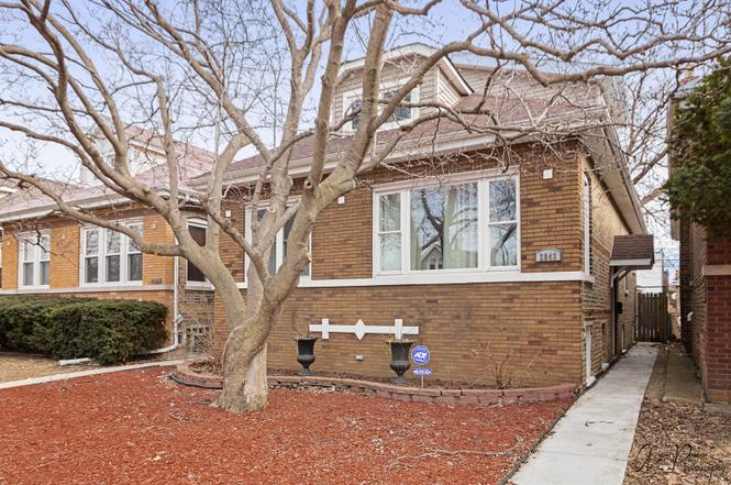 Chicago Bungalow Rehab For Sale In 60634: 2843 N Mcvicker Ave, CHICAGO, IL 60634