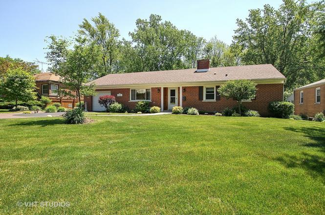 1635 Olive Rd, HOMEWOOD, IL 60430 | MLS# 09649543 | Redfin