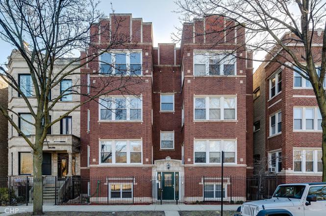 1925 N Humboldt Blvd #4, CHICAGO, IL 60647 - 3 beds/2 baths