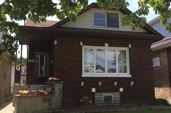 Chicago Bungalow Rehab For Sale In 60634: 6131 W Berenice Ave, Chicago, IL 60634